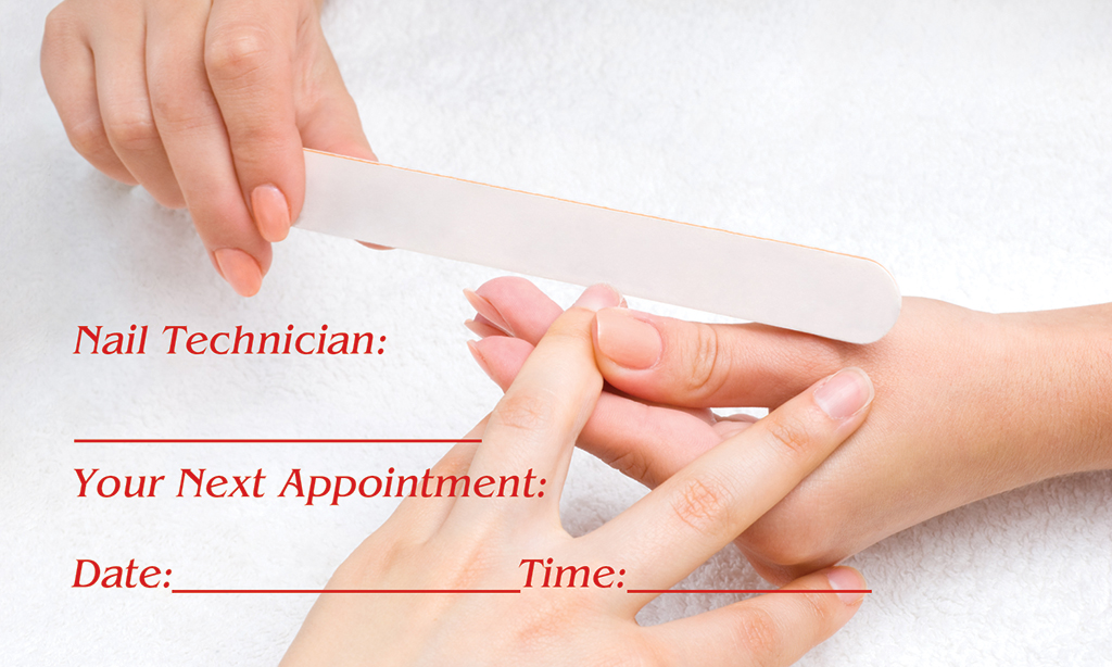Business card back nails printing 866 600 1823 bc 0001 back reheart Image collections